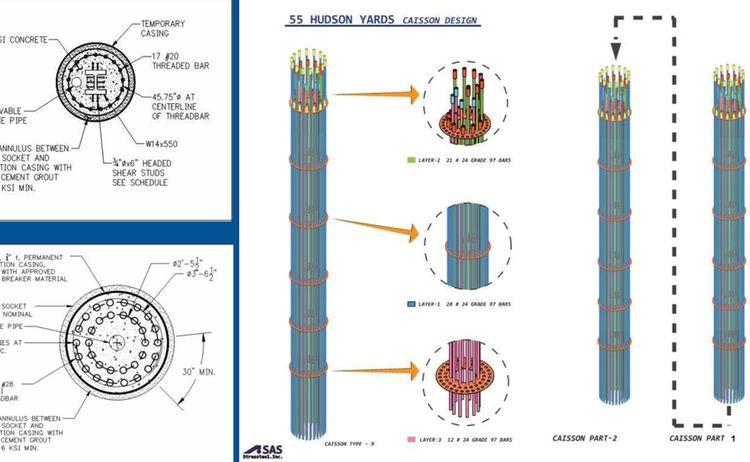 Ve Caisson Design