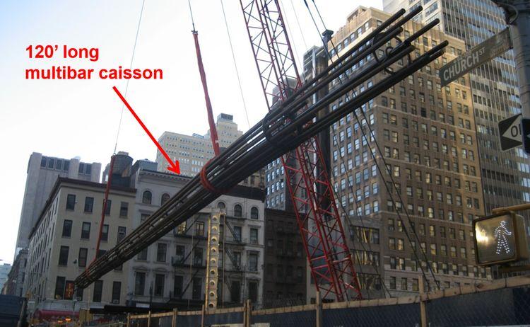 Caisson 1