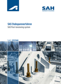 Post-tensioning brochure cover
